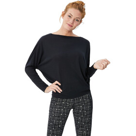 super.natural Kula Top Women Jet Black